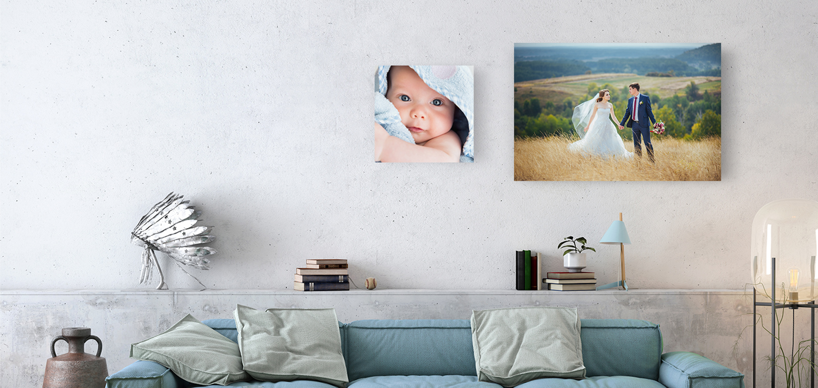 25 % off  selected Wall Decors*