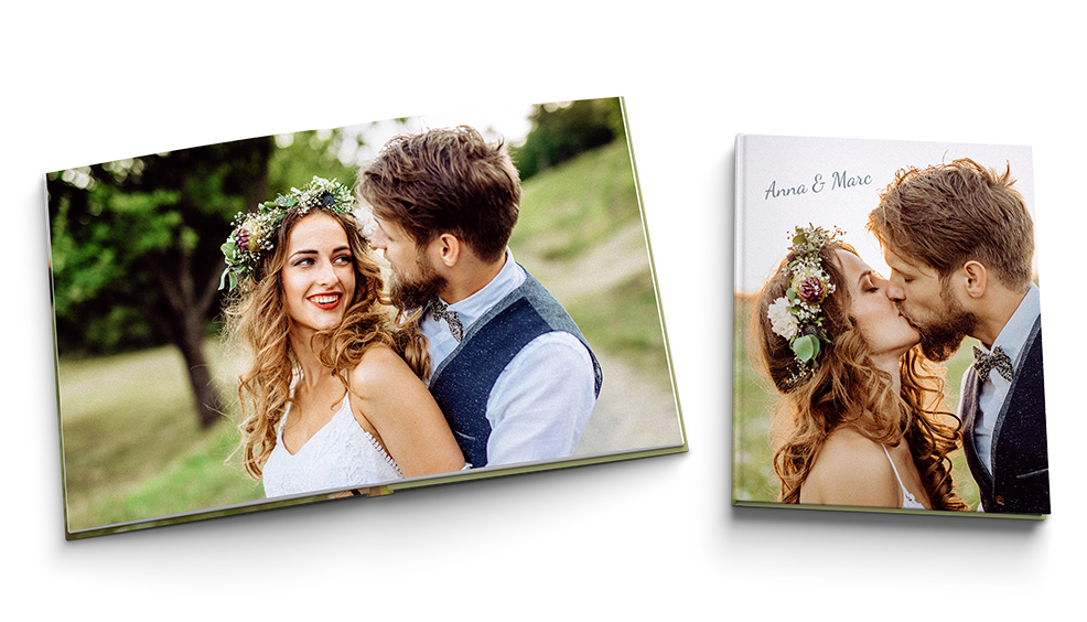 10 € Discount on 21 x 28 Photobooks*