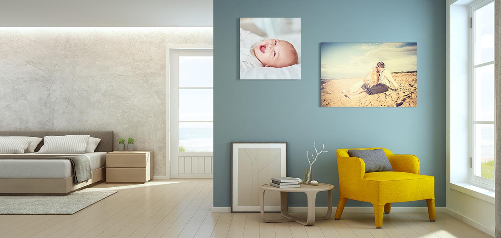 Diverse Wanddecoraties Aluminium.Wanddecoratie Hoogwaardige Materialen Voor In Huis Of Als Reclame