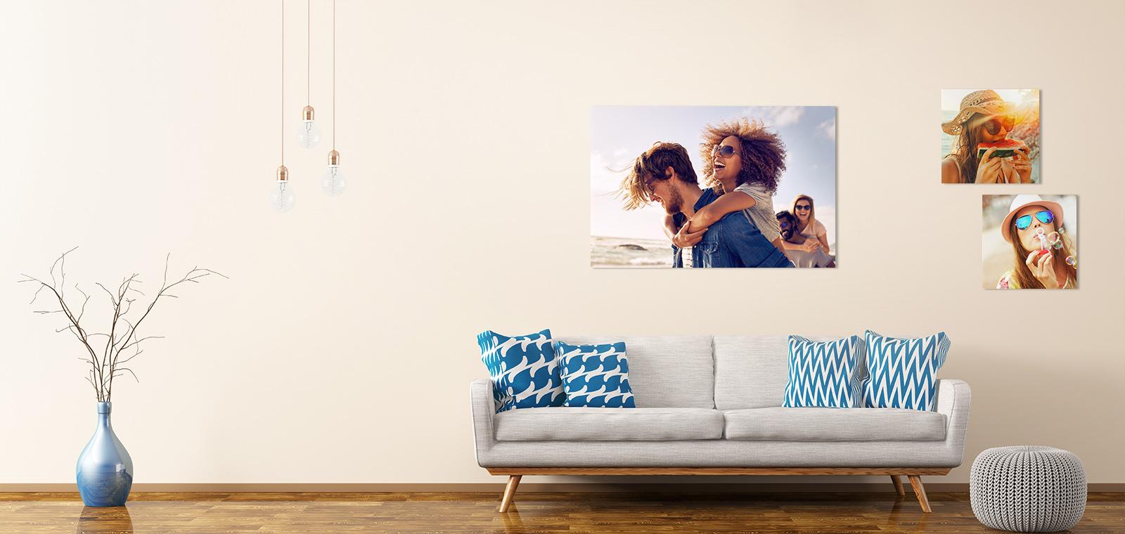 Wanddecoratie Met Fotos.Wanddecoratie Hoogwaardige Materialen Voor In Huis Of Als Reclame